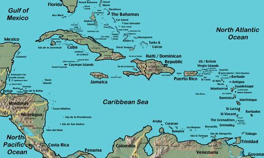 CaribbeanIslands