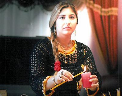 Celebra şi cunoscuta prezicătoare şi tămăduitoare Sunita