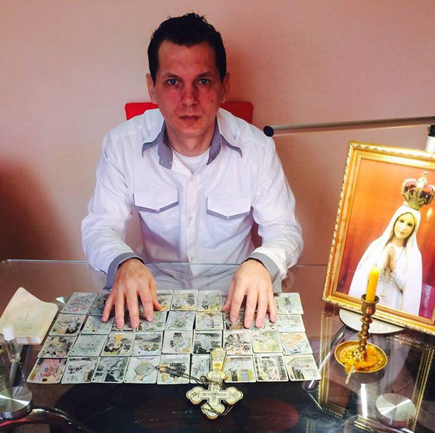 Mulţumiri recente prezicătorului astrolog Gergely Eduard Rogere