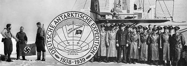 nazisti Antarctida