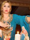 Ritual prezentat de tămăduitoarea Sunita