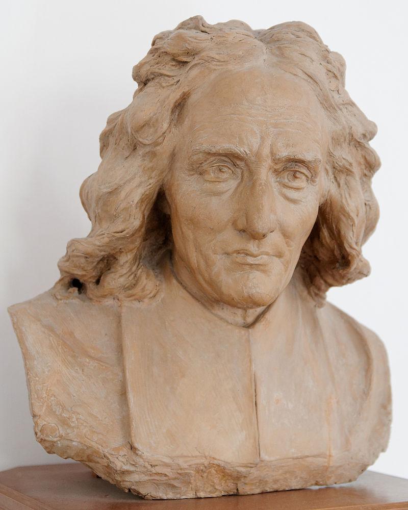 Bustul lui Giambattista Vico realizata de Francesco Jerace, foto de Marie-Lan Nguyen, Wikipedia