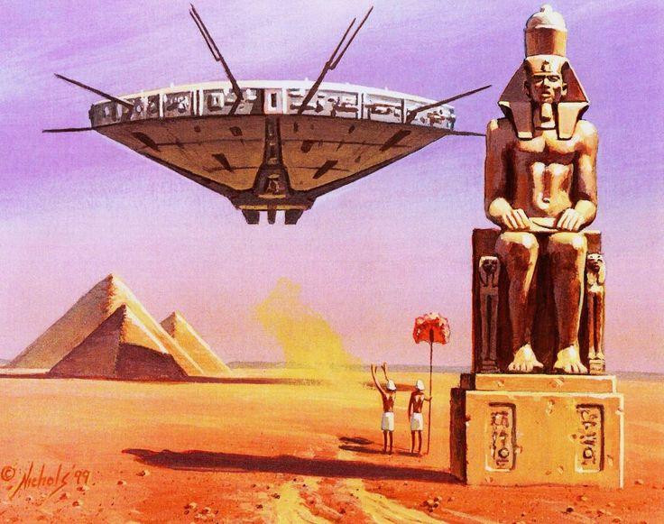 ozn piramide
