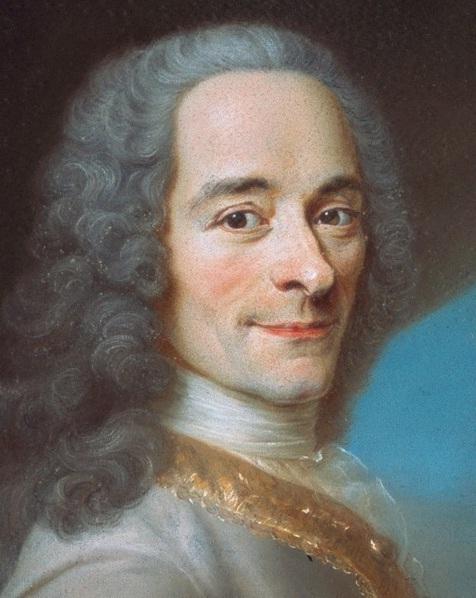 Picutra de Maurice Quentin de La Tour, sursa Wikipedia.