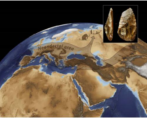 Neandertalieni la cercul arctic