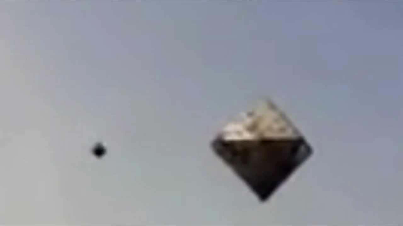 ozn china piramida