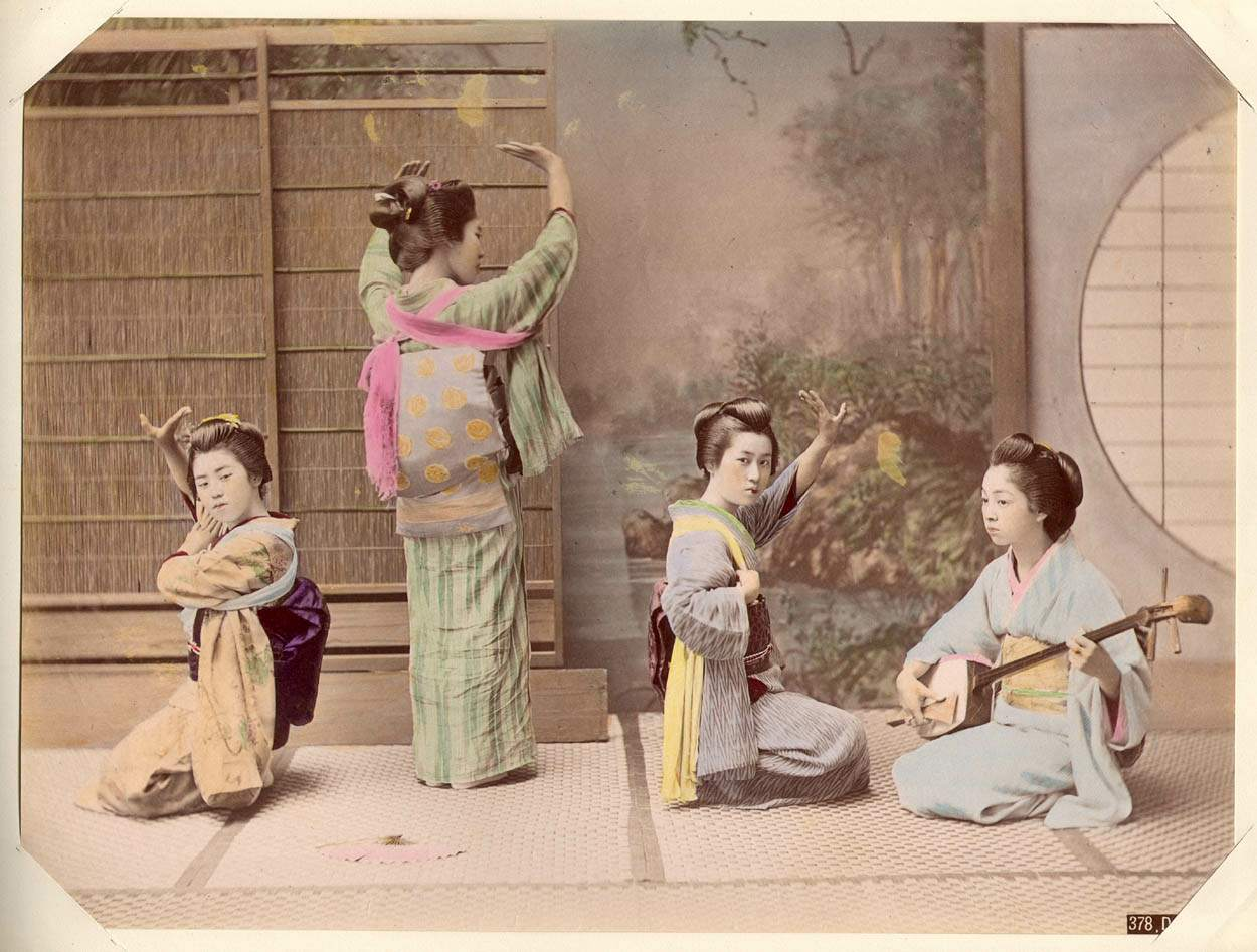 Autor foto Kusakabe Kimbei (1841-1934), sursă WEikipedoa.