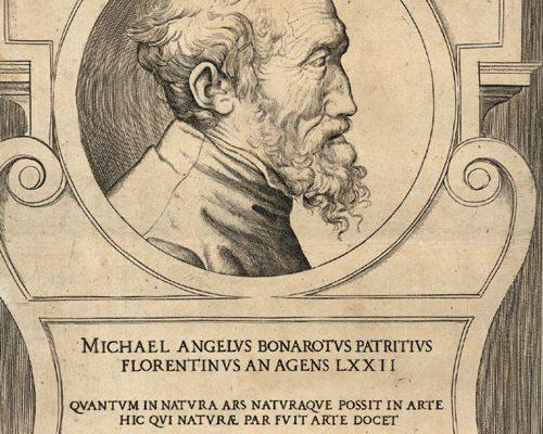 Michelangelo_by_Giulio_Bonasone