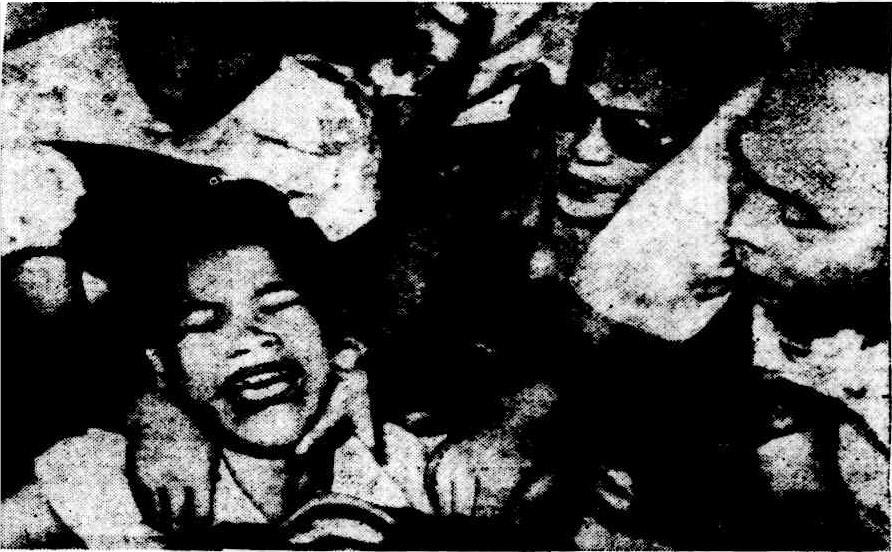 Sursă foto ziarul australian Barrier Miner, Broken Hill, 28 mai 1953.