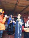 Regina Maria Câmpina vorbind despre Sfântul Ion