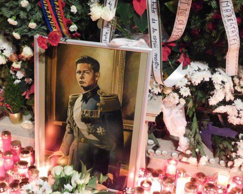 Funeraliile Regelui Mihai31