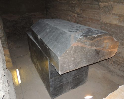 Serapeum of Saqqara mormant