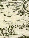 OZN-uri la Boston în Evul Mediu