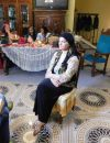 Regina magiei negre Morgana, a filmat intens cu televiziunea din Moscova