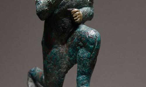 Statuie închinată lul Amurru