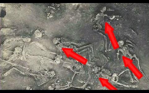 A avut loc un război nuclear acum 5.000 de ani la Mohenjo Daro